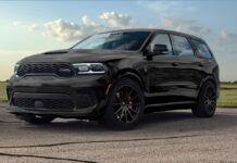 Dodge Durango SRT Hellcat 2022