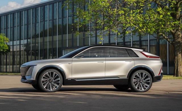 Next-Gen 2022 Cadillac XT5