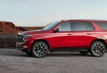 2022 Chevy Tahoe changes