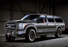 2022 Ford Excursion return