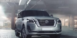 2022 Nissan Armada