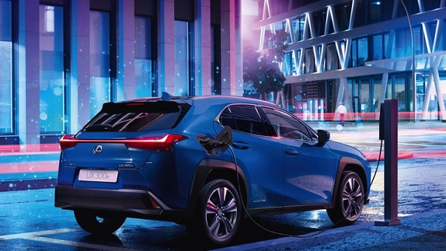 2023 Lexus UX 300e
