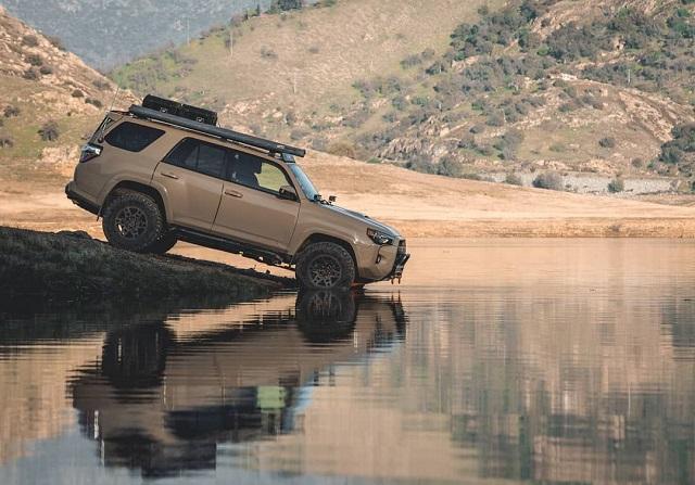 2023 Toyota 4Runner off road