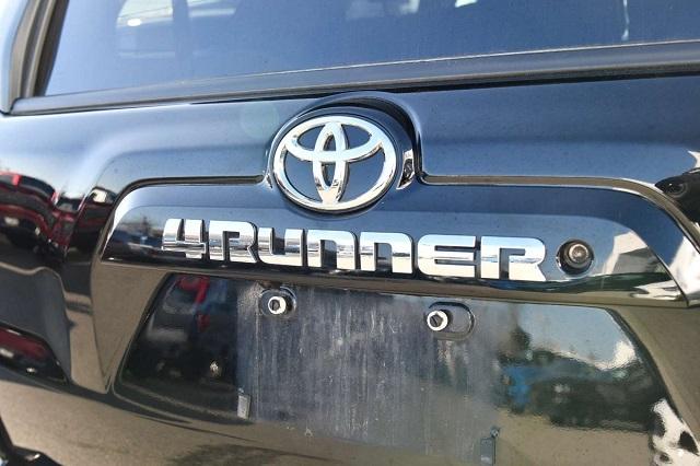 2023 Toyota 4Runner trd