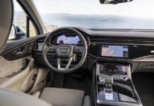 2022 Audi Q7 changes