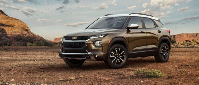 2022 Chevrolet Blazer changes