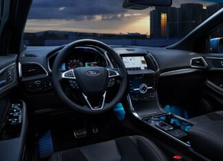 2022 Ford Edge changes