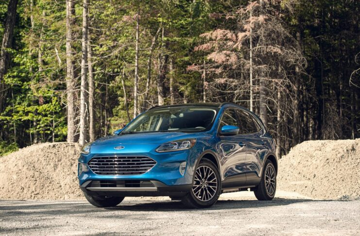 2022 Ford Escape st hybrid