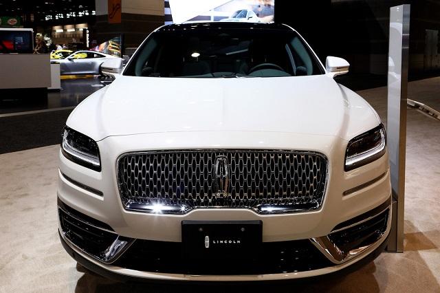 2022 Lincoln Nautilus redesign