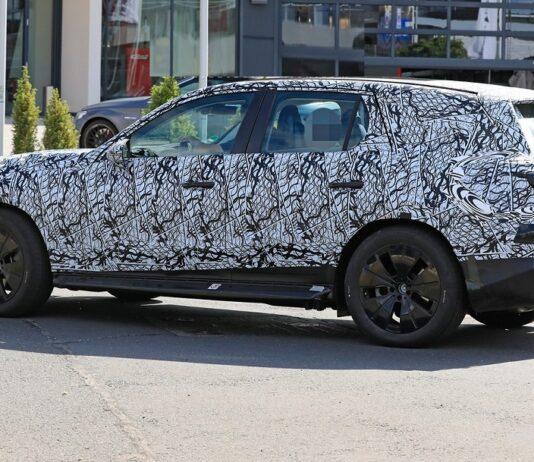 2022 Mercedes GLC changes