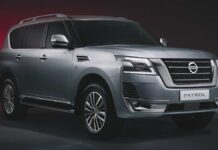 2022 Nissan Patrol concept