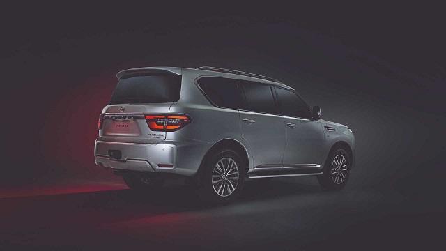 2022 Nissan Patrol release date