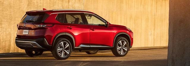2022 Nissan Rogue SL