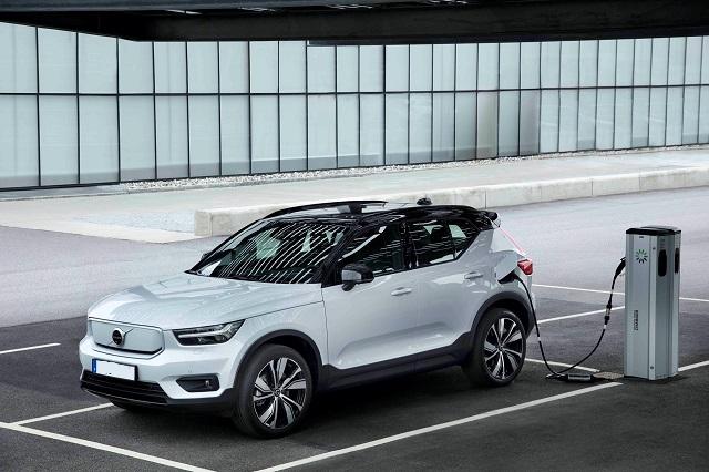 2022 Volvo XC40 ev