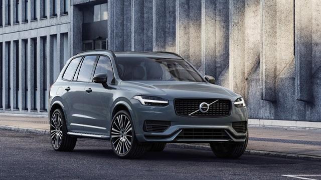 2022 Volvo XC60 t8