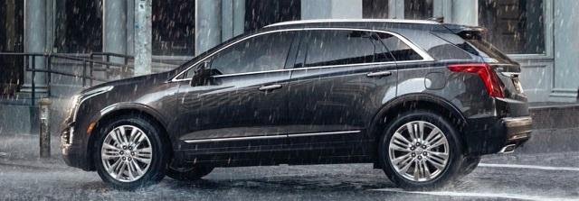 2023 Cadillac XT5 redesign