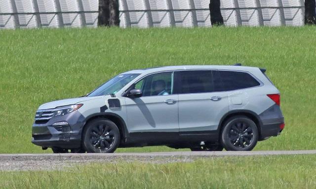 2023 Honda Pilot phev