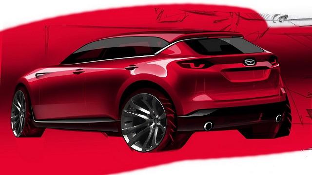 2023 Mazda CX-5 concept