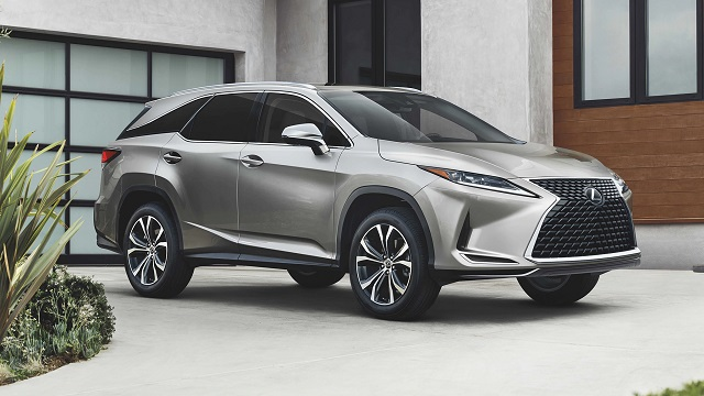 Future Lexus SUVs 2022 RX350l