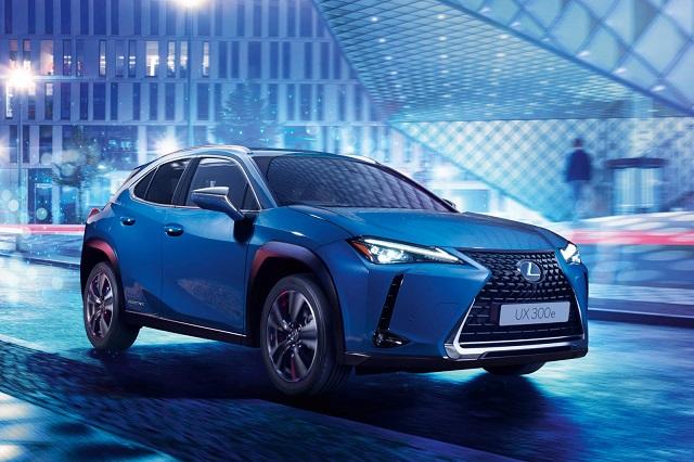 Future Lexus SUVs 2022 UX300e
