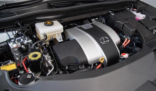 Future Lexus SUVs LX450h hybrid