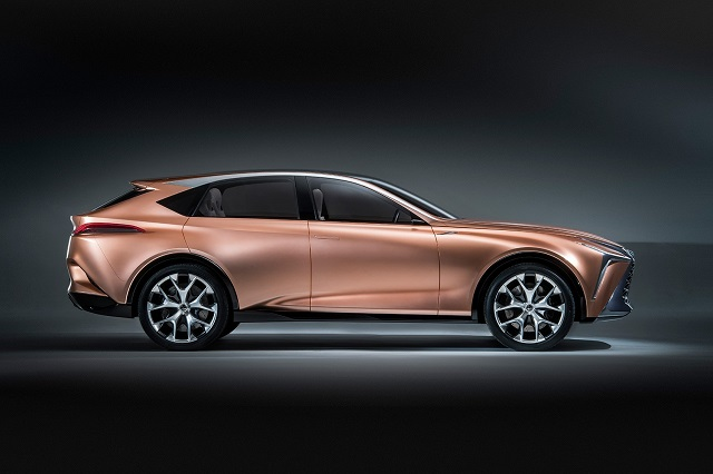 Future Lexus SUVs LF-1 Limitless