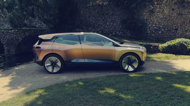 2022 BMW iX5 release date