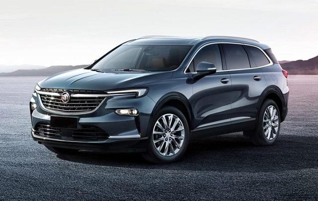 2022 Buick Enclave concept