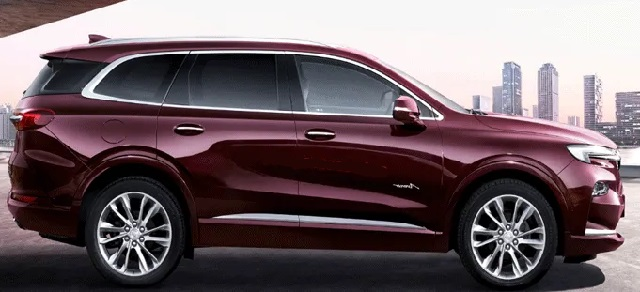 2022 Buick Enclave refresh