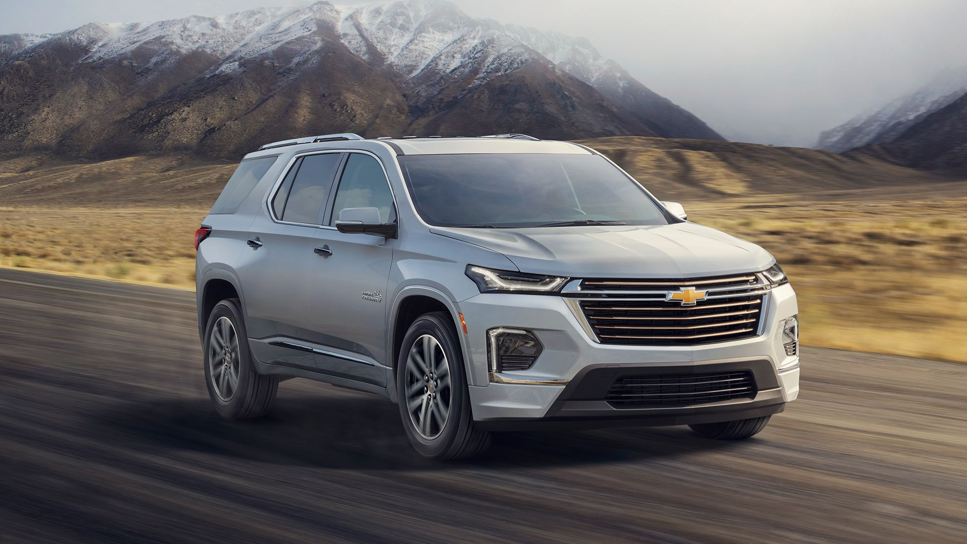 2022 Chevy Traverse Release Date