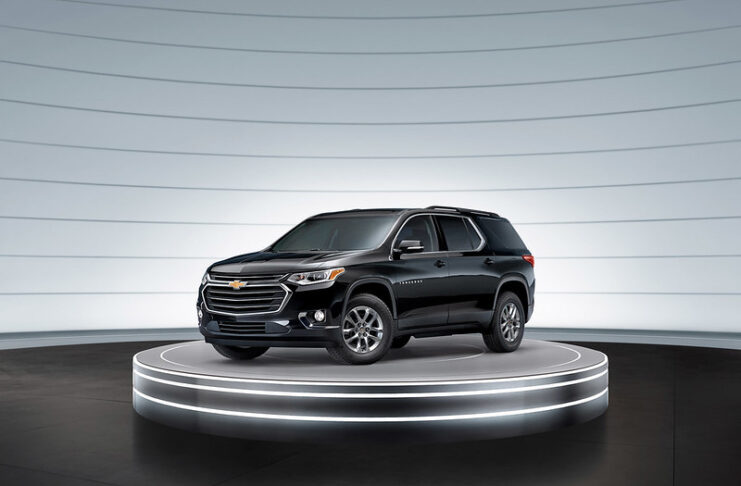 2022 Chevy Traverse high country