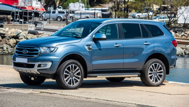 2022 Ford Everest