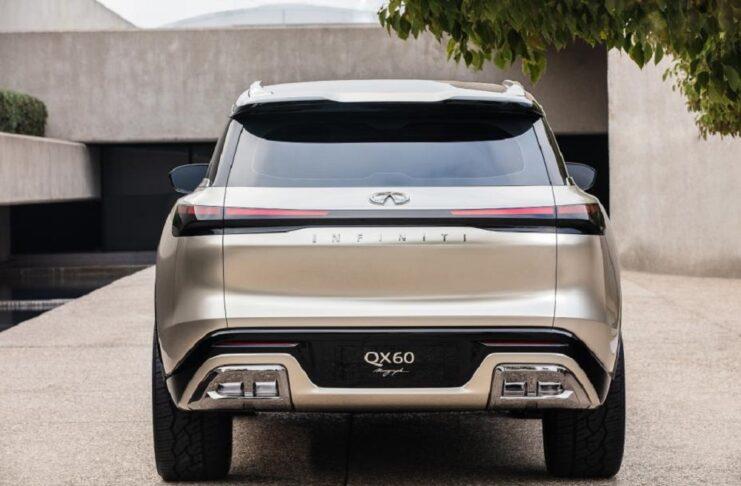 2022 Infiniti QX60 price