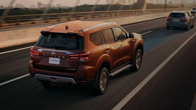 2022 Nissan Xterra price