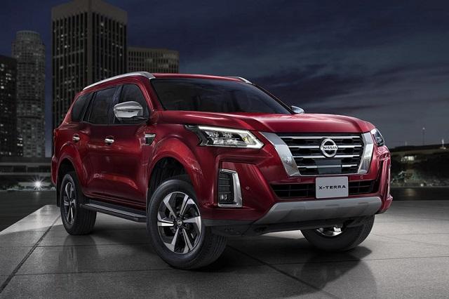 2022 Nissan Xterra release date