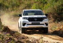 2022 Toyota Land Cruiser Prado