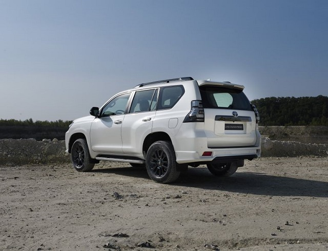2022 Toyota Land Cruiser Prado redesign