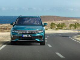 2022 VW Tiguan r