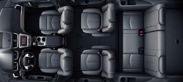 2022 Buick Envision GX interior