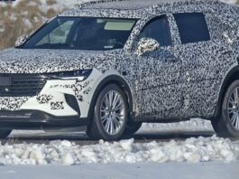 2022 Buick Envision GX spied
