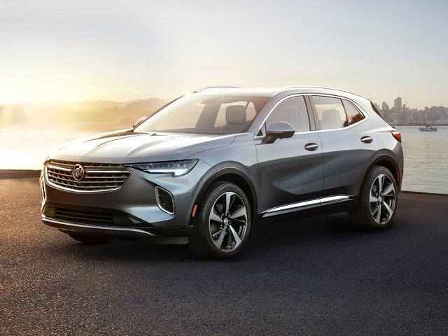 2022 Buick Envision GX