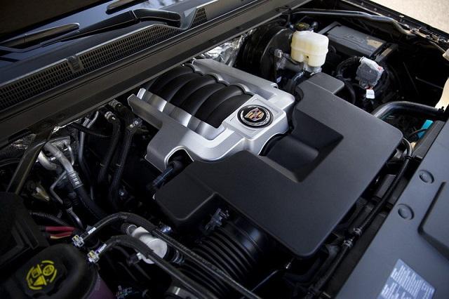 2022 Cadillac Escalade diesel