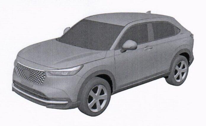 2022 Honda HR-V release date