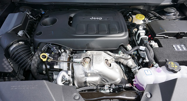 2022 Jeep Cherokee 2.0 turbo