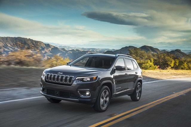 2022 Jeep Cherokee latitude lux