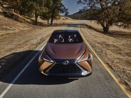 2022 Lexus LQ f