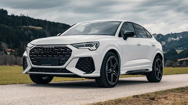 2022 Audi Q3 facelift