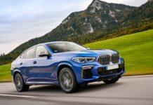 2022 BMW X6 price