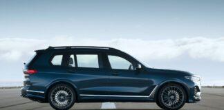 2022 BMW X7 alpina