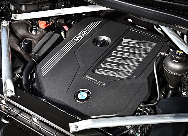 2022 BMW X7 specs